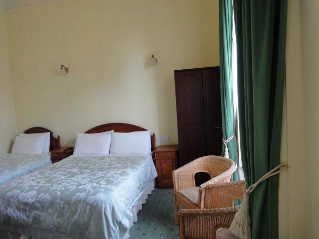 Glendine House Kilkenny City B&B Twin Bedroom