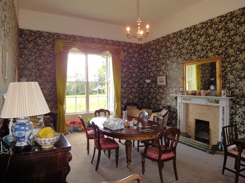 Glendine House Kilkenny City B&B Breakfast Room