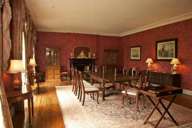 Grange Manor Freshford Bed and Breakfast Dining