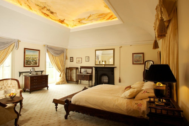 Grange Manor Freshford Bed and Breakfast Bedroom