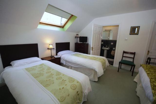 Launard House B&B bedroom 2