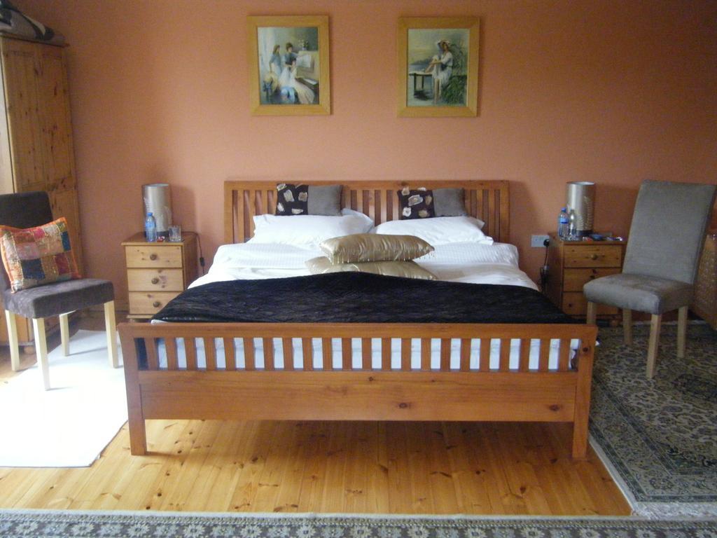 Newlands Lodge B and B Kilkenny Double Bedroom