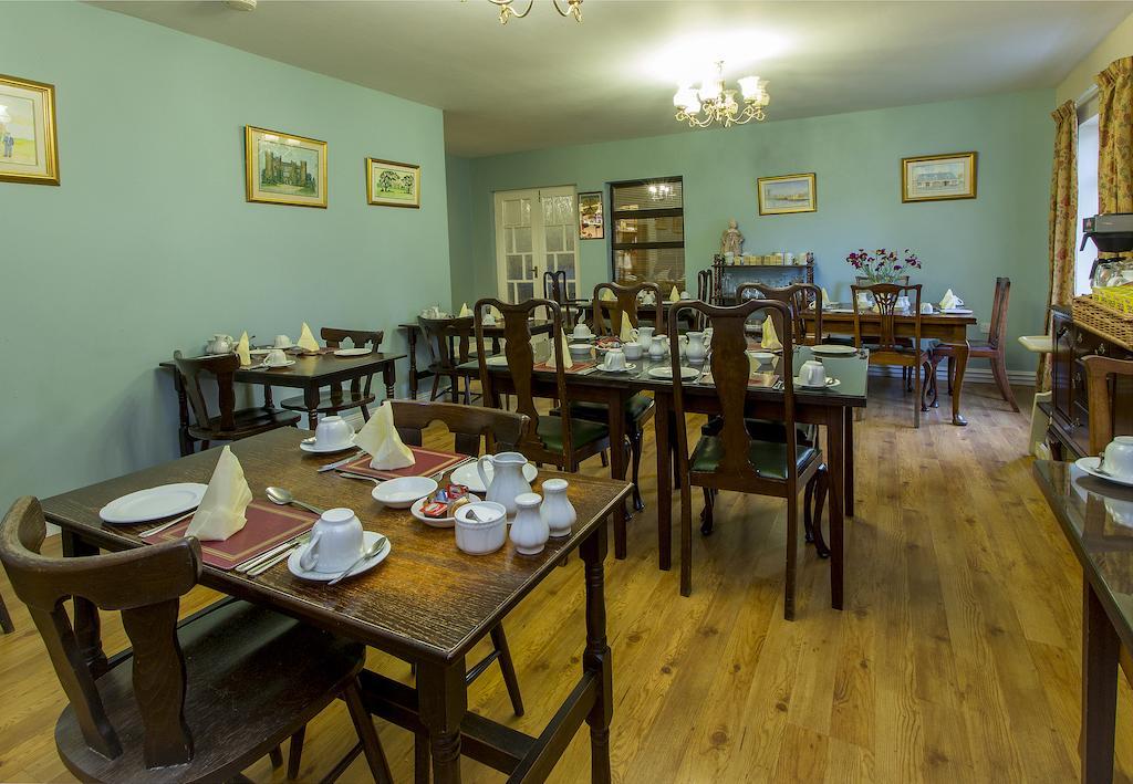The Laurels bnb kilkenny breakfast room
