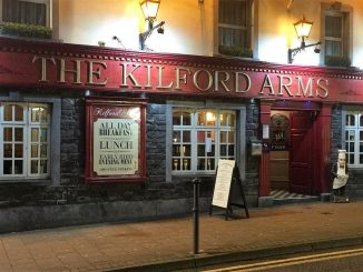 Kilford Arms Kilkenny Hotel with entertainment