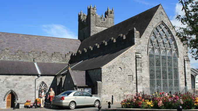 Historical sites in Kilkenny Black Abbey