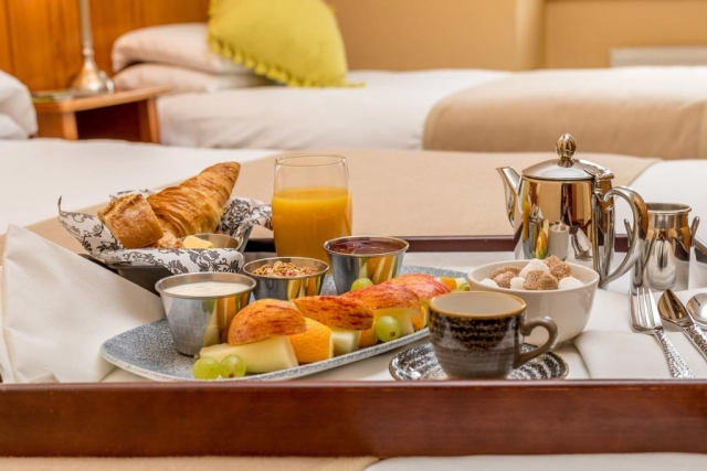 Kilkenny Inn Hotel Breakfast