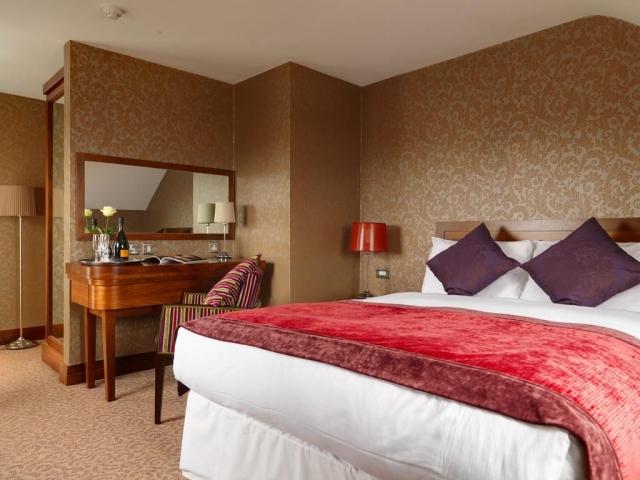 Ormonde Hotel Kilkenny Bedroom