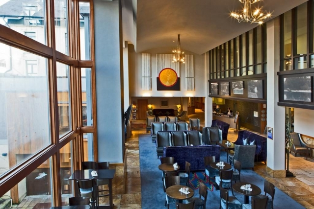 Kilkenny Ormonde Hotel Lounge