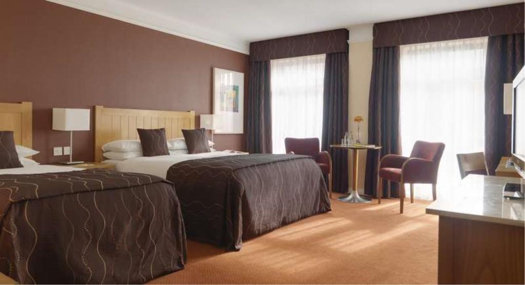 Kilkenny Ormonde Hotel Double Bedroom