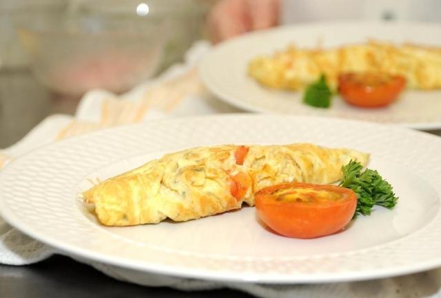 Rosquill House Egg Breakfast