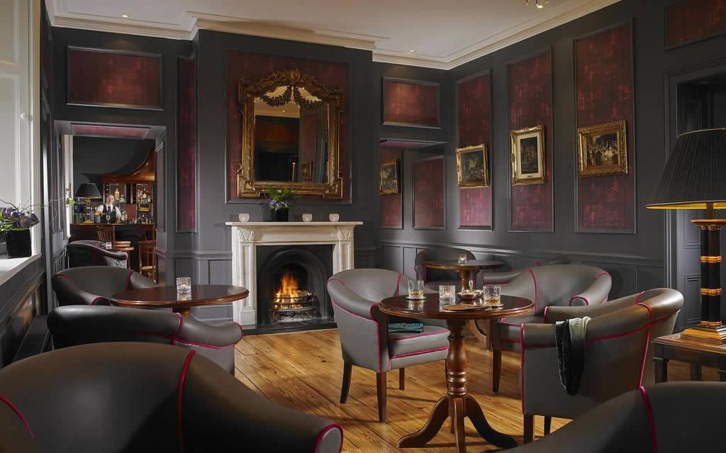 lyrath Estate hotel lounge