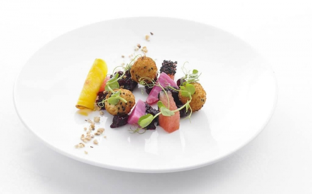 lyrath Estate luxury hotels food