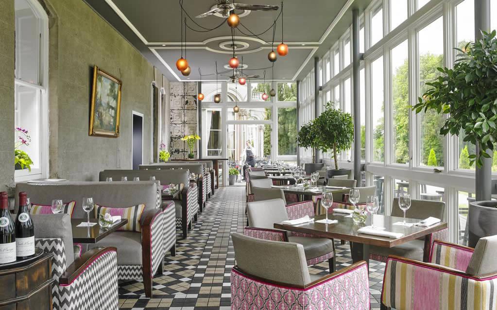 lyrath Estate luxury hotels in kilkenny dining