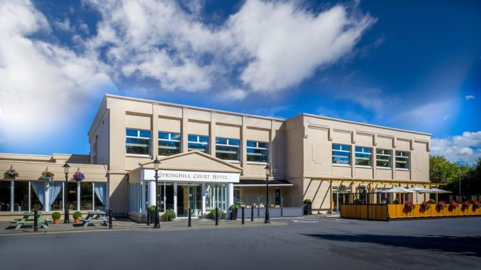 kilkenny spa hotel springhill court
