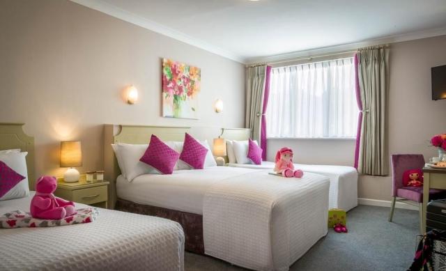 Springhill Court Hotel Kilkenny Bedroom