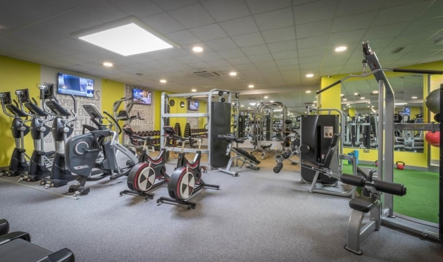 Springhill Court Hotel Kilkenny Gym