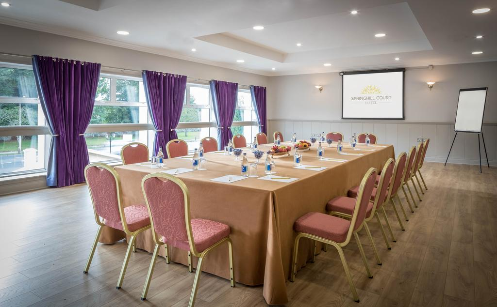 Springhill Court Hotel Kilkenny meeting room