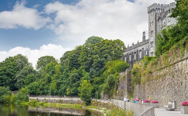 Riverside Walk Kilkenny
