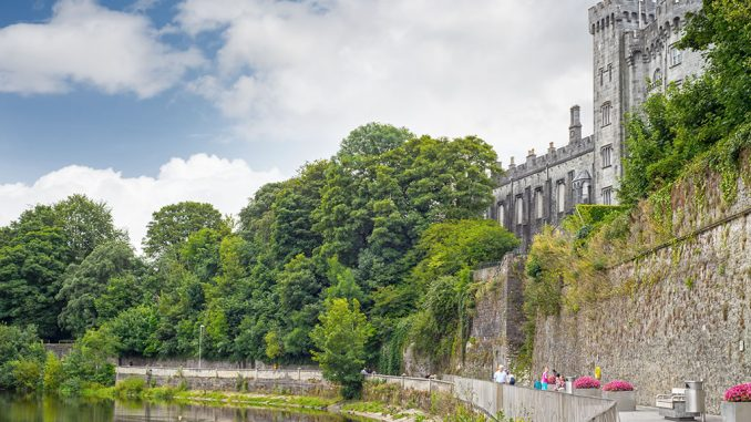 Riverside Walk Kilkenny Ireland