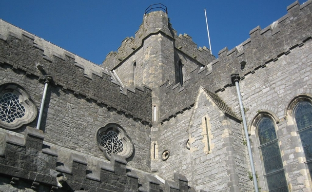 St. Canices Cathedral Kilkenny Ireland
