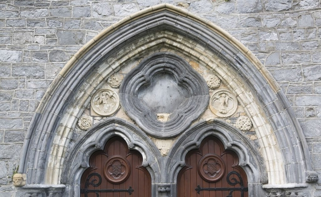 St. Canices Cathedral Doorway