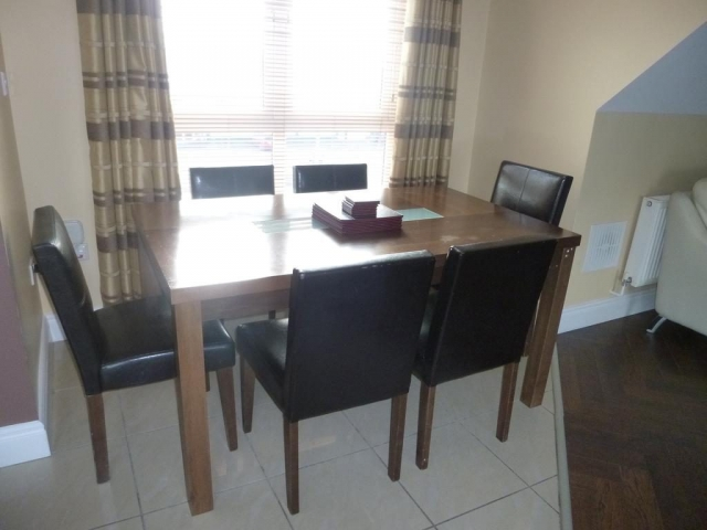 Beechview self catering apartments breakfast room