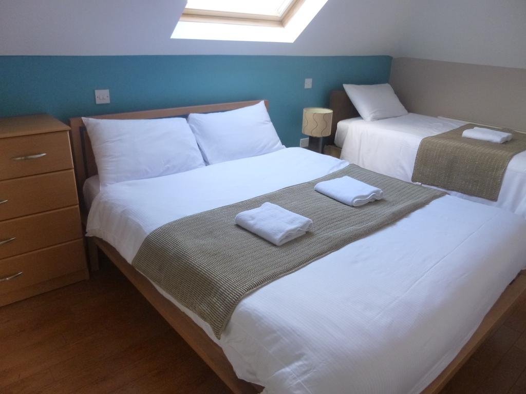 Beechview self catering apartment kilkenny bedroom
