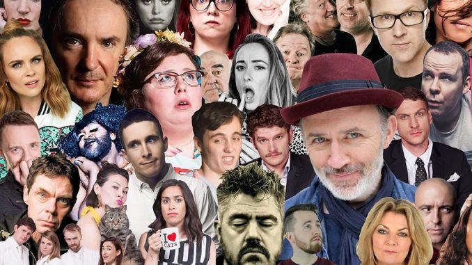 Kilkenny Cat Laughs Festival 2019