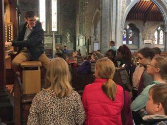 happening in Kilkenny in July 2019 choral summer camp