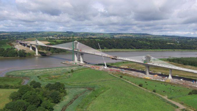 longest bridge in Ireland